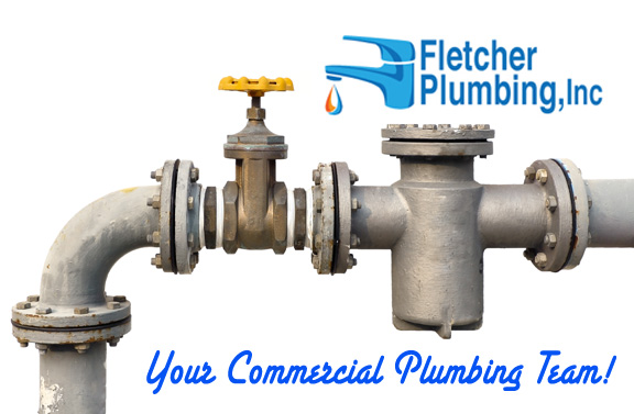 Full Service Commercial Plumbing